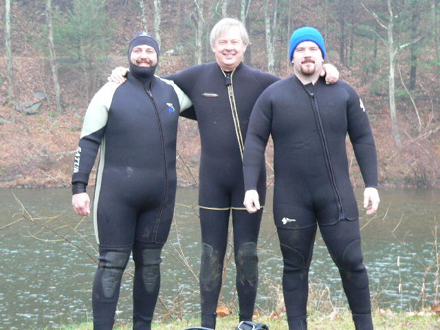 Hellbender Diving Group